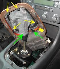 How To Replace Gearknob And Leather Gaiter On Volvo S40 V40