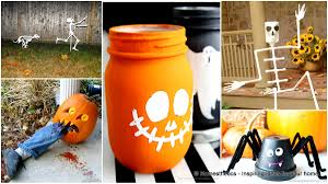 halloween ornaments to make 17 super ingenious smart easy to make halloween decor for your