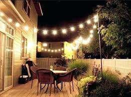 Outdoor Patio Lights Ideas Ideas For Outdoor Patio Lighting Patio Outdoor Lighting Ideas Diy