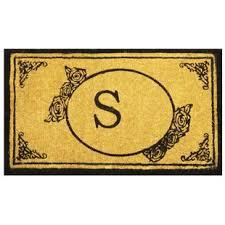 monogram letter s gold monogram letters wayfair