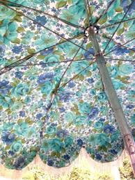 Floral Patio Umbrella 24 Best Parasol Images On Pinterest Outdoor Rooms Outdoor