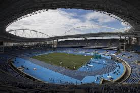 Rio Olympic Venues Now Crime Casts Shadow On Rio Olympics The Boston Globe