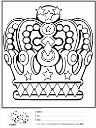 princess crown coloring page free printable princess crown