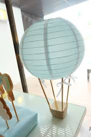 hot air balloon decorations diy centerpiece hot air balloon raja ilhan 1st hot air