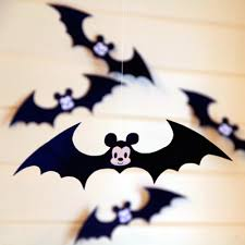 Bat Template Halloween by Last Minute Disney Halloween Party Ideas Disney Halloween