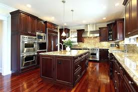 Kitchen Cabinets And Flooring Combinations Floor And Cabinet Color Combinations Wood Floor Cabinet Color