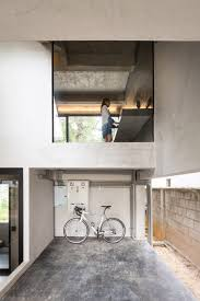 design of house fuzzy house by so features stepped roof terrace and public alleyway