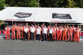 nissan canada parts and accessories 2017 championship title for olivier bedard in the nissan micra cup