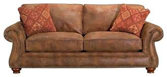 Artificial Leather Sofa Leather 2 Brown Endearing Faux Leather Sofa Faux