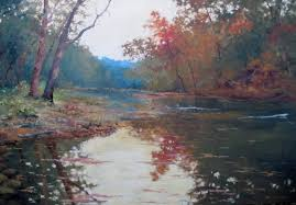 Arkansas landscapes images A brush with arkansas a collection of arkansas landscapes in oil jpg