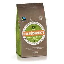 Et Coffee caf礬direct machu picchu organic gourmet coffee beans ethical