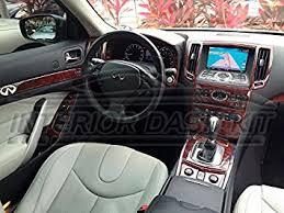 Infiniti G37 Convertible Interior Amazon Com Infiniti G37 G 37 G 37 2 Door Coupe Interior Burl Wood