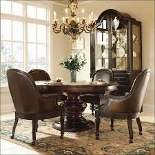 Kitchen Table Sets With Caster Chairs by Kitchen Black Conference Chairs Dinette Sets With Casters