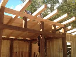 abri de cuisine cuisine d été et abri simoneau construction