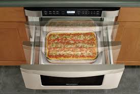 home accessories modern microwave drawer for elegant kitchen