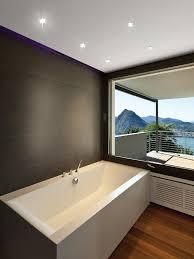led bathroom light bulbs stylish recessed led bathroom lighting using low wattage par 20 led