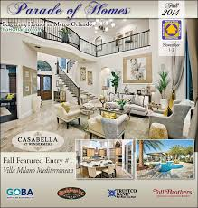 mattamy homes orlando design center past parades parade of homes orlando