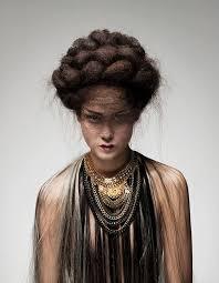 history of avant garde hairstyles 148 best avant garde images on pinterest hairstyles braids and hair
