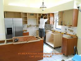 Does Ikea Install Kitchen Cabinets 100 Installation Kitchen Cabinets How To Install Kitchen