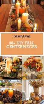 38 beautiful fall centerpieces you can make yourself hurricane