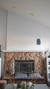 fire place how to create a fireplace wood feature wall a modern shiplap