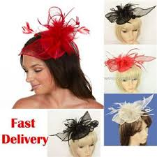 hair accessories melbourne race carnival melbourne cup feather fascinator headband