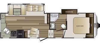 100 fleetwood pioneer travel trailer floor plans 2004 fleetwood