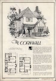 English Tudor Floor Plans 321 Best 1920s House Images On Pinterest Vintage Houses 1920s