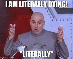 Dying Memes - dr evil laser meme imgflip