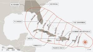 hurricane irma heads for caribbean florida puerto rico trigger