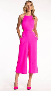 pink jumpsuit womens 9 pink jumpsuits for in different models
