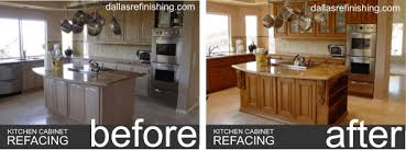 kitchen cabinet refinishing before and after dallas cabinet refinishing dallas tx dallas refinishing