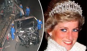 princess diana death shock claim mi5 agent u0027killed lady di