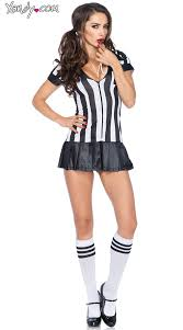 Referee Halloween Costume Men Referee Costume Women U0027s Referee Halloween Costumes