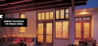 blinds shades u0026 shutters for french doors winnipeg drapery
