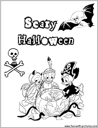 scary halloween house coloring pages scary mask coloring pages