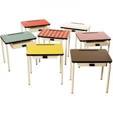 bureau design enfant bureau d écolier pour enfant les gambettes retro design pour