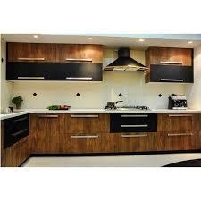 wooden kitchen design l shape designer l shaped modular kitchen