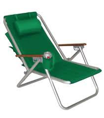 Fully Reclining Beach Chair High Back Beach Chair Reclining Sadgururocks Com
