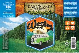 Michigan Brewery Map by Our Beers U2014 Bare Hands Brewery