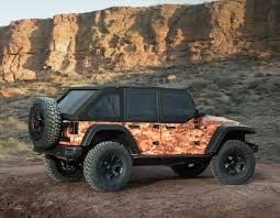 jeep concept cars jeep reveals seven crazy concepts for 50th annual easter safari