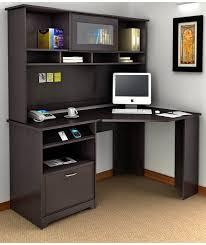 Corner Desk Cherry Wood by Interactive Bedroom Decoration With Cherry Wood Computer Corner