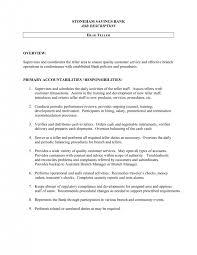 cover letter bank teller objective for resume resume objective for