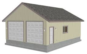 10 car garage plans rv garage plans sds plans part 2