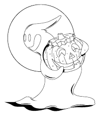 Halloween Coloring Pages Online by Download Coloring Pages Ghost Halloween Coloring Pages Halloween