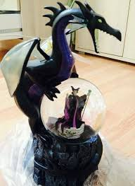 maleficent snow globes see the maleficent mania