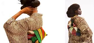 cameroonian artist and japanese designer collab for stunning