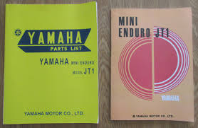 1970 yamaha jt1l mini enduro 60