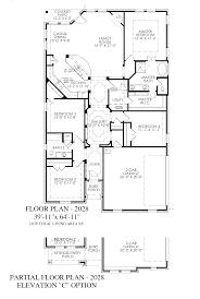 the scottsdale sunrise meadows new home floor plan glenn