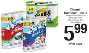 Charmin Bathroom Huge High Value Toilet Paper Coupons Smith U0027s Deals Crazy 4 Smiths